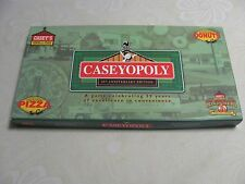 2003 35th Anniversary Edition Caseyopoly Monopoly Board Game NEW Donuts Gas Semi