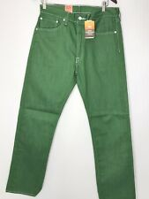 Levi's Shrink-To-Fit Straight Leg Button Fly Men's Jeans Sz 36/34 NWT