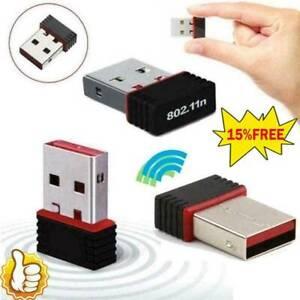 Mini Network Card 150M USB Wireless Network Card Wifi Receiver Adapter