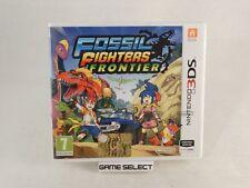 FOSSIL FIGHTERS FRONTIER NINTENDO 3DS e 2DS PAL EU EUR ITALIANO NUOVO SIGILLATO