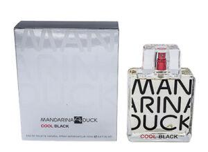 Mandarina Duck Cool Black 3.4 oz EDT Cologne for Men New In Box