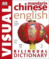 Mandarin Chinese English Bilingual Visual Dictionary (DK Visual Dictionaries) DK
