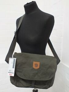 Fjallraven Greenland Shoulder Bag Deep Forest - New with Tags (Sax)