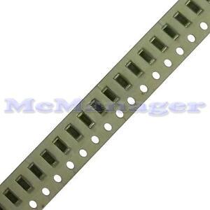 10 M ohm 10M00 smd/smt Chip Resistor Case: 1206 Vishay 1% 0.25W