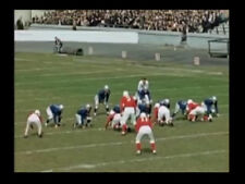 1939 Brooklyn Dodgers @ Detroit NFL DVD Ace Parker Johnny Pingel  FREE SHIPPING