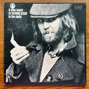VINYL LP Harry Nilsson A Little Touch Of Schmilsson In The Night RCA SF8371 VG/G