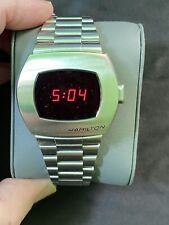 Hamilton PSR Digital American Classic H52414130. Sapphire crystal. 5 yrs battery