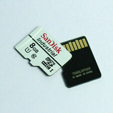 100* 8GB SanDisk MicroSD SDHC Industrial Memory Card Class 10 TF UHS-I Wholesale
