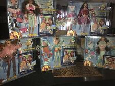 My Scene Masquerade Madness 2004 Lot Of 5 Doll Sets *Brand New*