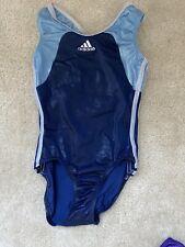 adidas gymnastics leotard - Child Medium