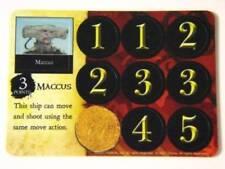 Pirates PocketModel Game - 068 MACCUS