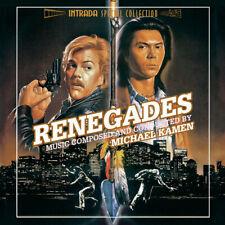 Renegades ( 1989 ) - Michael Kamen - Intrada Spec. Coll. - Score Soundtrack CD
