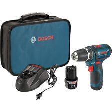 "BOSCH(R) PS31-2A Bosch 12-Volt MAX 3/8"" Cordless Drill/Driver Kit"