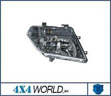 For Nissan Navara D40 Series Head Light Lamp - Right Hand Halogen Type 2010-2013