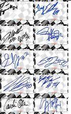 Toni Elias  Josh Hayes + Autographed Card Lot Superbike AMA / FIM Motoamerica #2