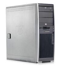 HP XW 4600 1x Intel Core 2 Duo E6550 2330MHz 4096MB 160 GB SATA DVD-RW Win Vista