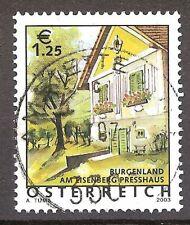 Oostenrijk - 2003 - Mi. 2418 - Gebruikt - LC1026