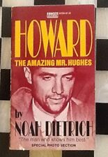 Howard, the amazing Mr Hughes by Dietrich, Noah Book The Cheap Fast Free Post