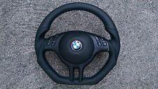 BMW M3 M5 X5 E39 E46 nuevo personalizado hecho Volante de fondo plano