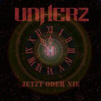 UNHERZ - JETZT ODER NIE (LTD.BOXSET INKL.T-SHIRT L)  CD NEU