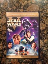 Star Wars :The Empire Strikes Back (DVD,2006,2Disc,Limited EditionWS)AuthenticUS