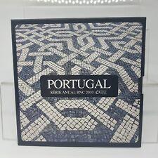 PORTUGAL 2010 CARTERA OFICIAL FDC - 8 VALORES -