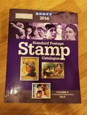 Scott Standard Postage Stamp Catalog Vol 6 2014, Countries San-Z