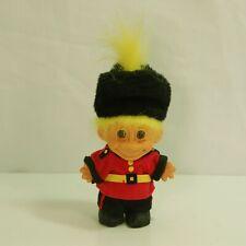 "Russ 5"" British Grenadier Troll Doll Trolls Around the World Series/tall hat exc"