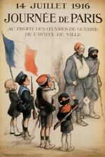 French Army 1914-1945 Collectable WWI Military Prints