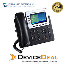 Grandstream GXP2140 Enterprise IP Phone HD PoE IP-  Colour LCD, 4 lines, Dual Gb