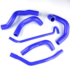 For 05-06 Ford Mustang Gt V8 / 05-10 Shelby Gt500 SIlicone Radiator Hose Blue