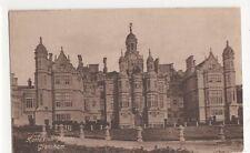 Harlaxton Manor Grantham Postcard, B092
