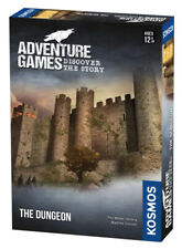 Adventure Games - The Dungeon | Kosmos