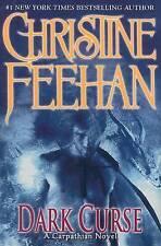 Dark Curse by Christine Feehan (Hardback, 2008)