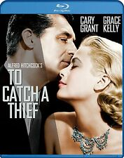 To Catch a Thief (Blu-ray) Cary Grant, Grace Kelly NEW