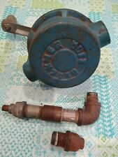 Blackmer Hand Operated Drum Pump Br210a See Pictures Tested Works