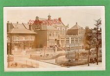 West Ham High School for Girls London RP pc used 1908 Ref G704
