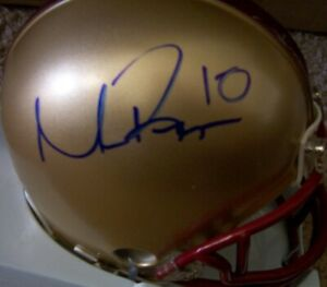 Matt Ryan signed autographed autograph auto Boston College Eagles mini helmet BC