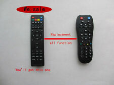 Remote Control For WD WDBABZ5000ABK-NESN WDTV HDTV LIVE NETWORK TV Media player