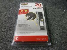 *NEW* Homeline, Square D 20A Single-Pole Arc Fault Circuit Breaker, HOM120PCAFIC