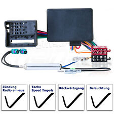 Radio Adapter CAN Bus Interface Kabel Doppel 2 Fakra VW Tiguan Touran T5 Multiva
