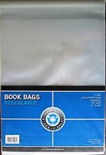 100 10 X 13 LARGE MAGAZINE BAGS COLLECTOR SAFE ARCHIVAL HIGHEST CLARITY