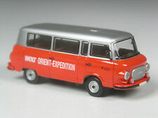 TOP: Brekina DDR Barkas B 1000 Bus Orient Expedition in OVP