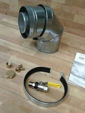 Andrews Water Heater CSC78 OR CSC93 Horizontal Flue Kit