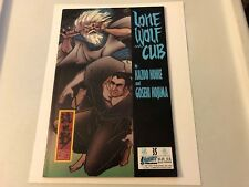 LONE WOLF and CUB First Comics TPB #35 - June 1990!