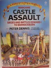 Wargame: Castle Assault Sieges and Battles Edward I to Bannockburn