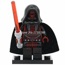 Lego Star Wars Custom Darth Revan Minifigure - US Seller