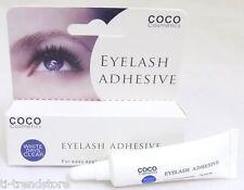 Coco Cosmetics  Wimpernkleber Kleber Wimpern  Eyelash Adhesive  7g  Neu Wimpern