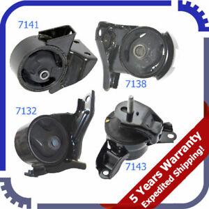 For Hyundai Tucson KIA Sportage Auto Motor & Trans Mount Set 7132 7138 7141 7143