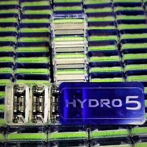 Schick HYDRO 5 SENSE SENSITIVE HYDRATE Razors Refill - 4 Cartridges = 16 REFILLS